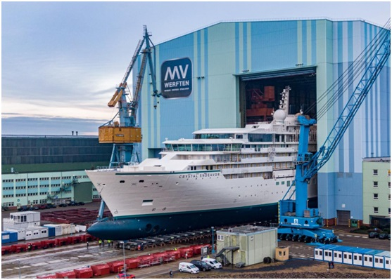 MV WERFTEN receives loan commitment