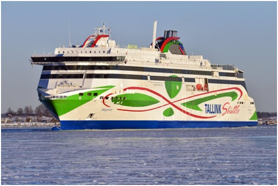 Tallink ropax to be retrofitted with a shore connection