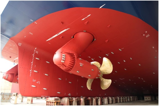 ABB technology fitted on 'Global Mercy'