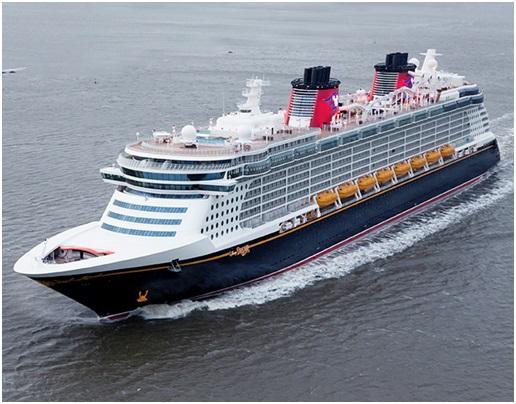 Disney cancels test cruise