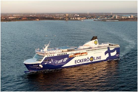 Wärtsilä signs second maintenance agreement with Eckerö