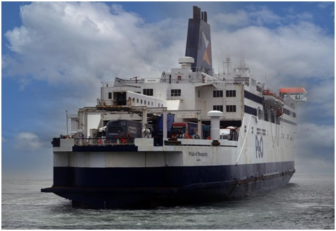 P&O Ferries' safety worries union