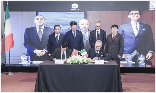 RINA to class China's largest cruise ship