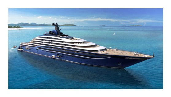 World's first yacht liner contract finalised