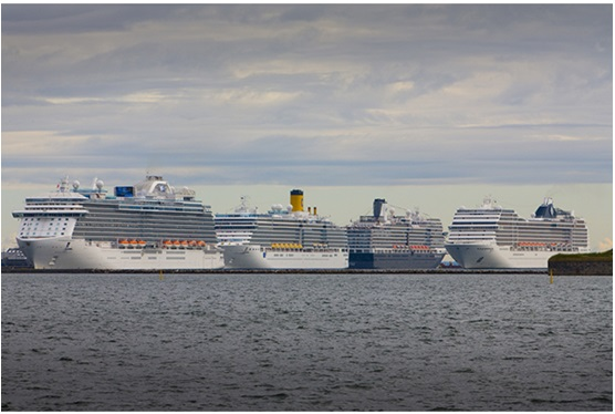 New Danish rules for cruise ship guests