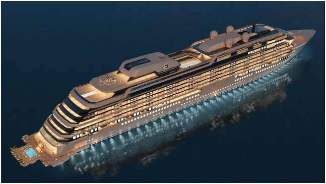 Meyer Werft to build residential yacht type cruise ship