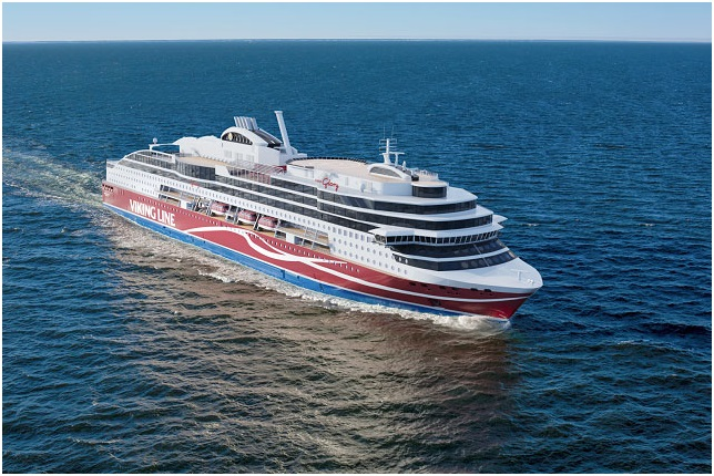 Viking Line opts for Sertica software apps