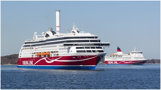 Viking Line sees light at the end of the tunnel
