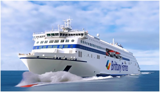 CMA CGM buys into Brittany Ferries
