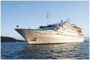 Lindblad picks up 'Crystal Esprit' – Celestyal ship sold