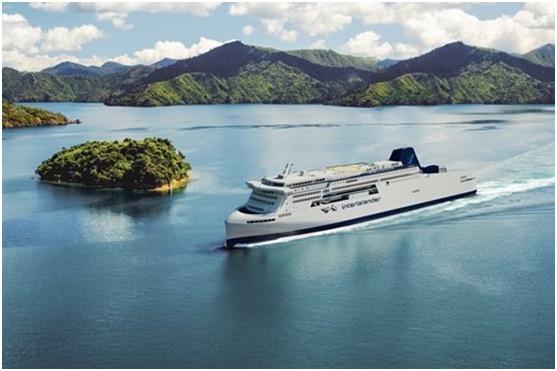 KiwiRail gets first green loan for new ferries