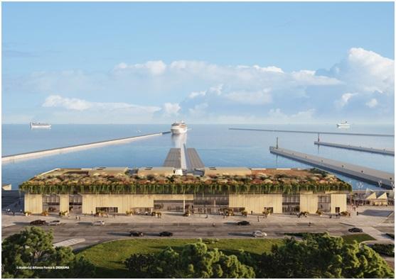 Royal Caribbean to build Ravenna's new cruise terminal