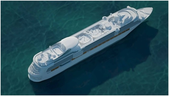 Royal Caribbean to reduce emissions by 2025