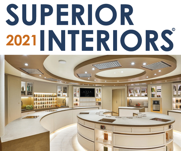Superior Interiors for cruise ships